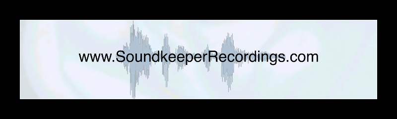 Soundkeeper Recordings bumper sticker